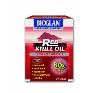 Krill Oil Vs Artic Ruby Oil