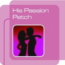 Natural Patches His Passion Patch
