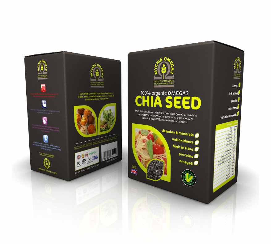 Chia Seeds : Natural Alternative Products