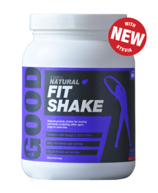 Good Hemp Nutrition Fit Shake Strawberry 500 g