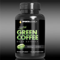 SportsResearch Green Coffee Bean...