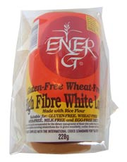 Ener-G High Fibre White Loaf G/F W/F 228g