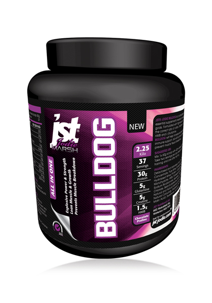 JST Jodie BULLDOG All in One Protein Mint Chocolate Heaven