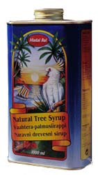 Madal Bal Natural Tree Syrup-The Lemon Detox Diet 1 litre