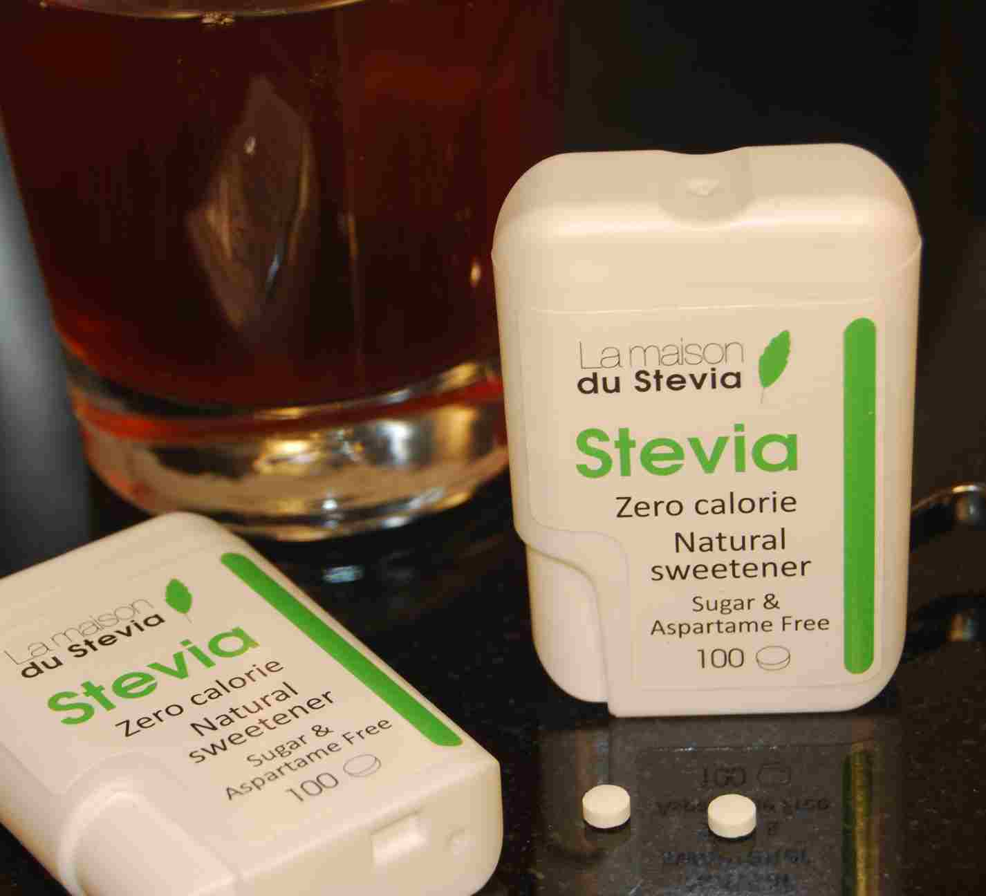 La Maison Du Stevia Pocket Sized 100 tablets