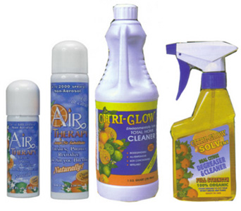 cleaning solution photograph