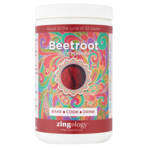 Zingology Organic Beetroot Powder 207g