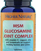 MSM-Glucosamine-Joint-Complex