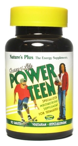 Nature S Plus Power Teen 52