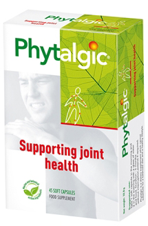 Phytalgic 45 Capsules Alternative Natural Health Products