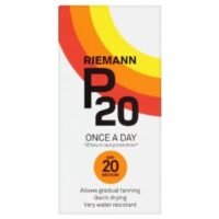 Riemann-P20-Suncream-SPF20-200ML