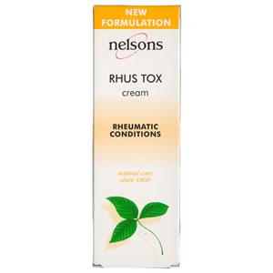 Rhus tox cream