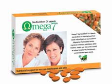 Omega 7 menopause