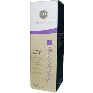 Zia Facial Products 102