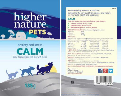 Pets Calm 135g