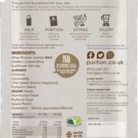 Wholefood Nutrition With Cocoa SINGLE SACHET 40g