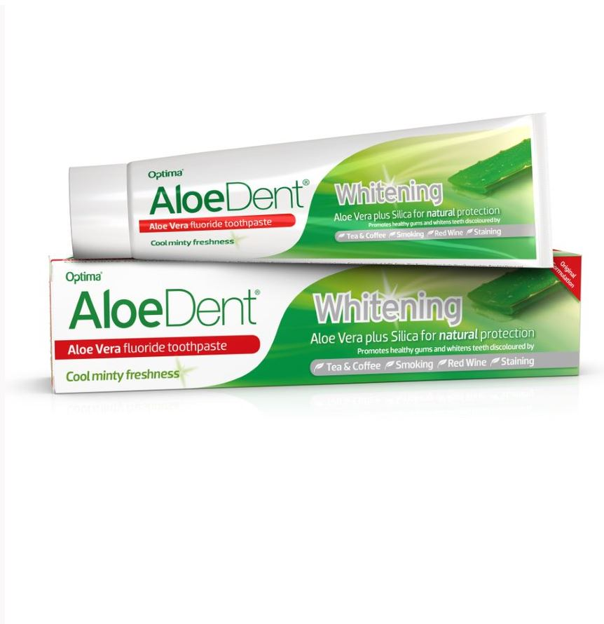 Aloe Vera Fluoride Toothpaste Whitening 100ml