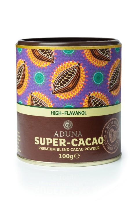 Super-Cacao Powder 100g