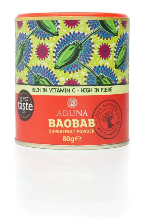 Baobab Superfruit Powder 80g