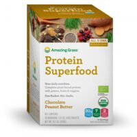 Protein Superfood Chocolate and Peanut Butter 10 x 43g