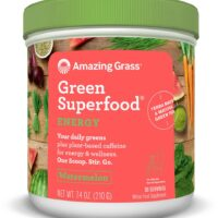 Green SuperFood Energy Watermelon 210g