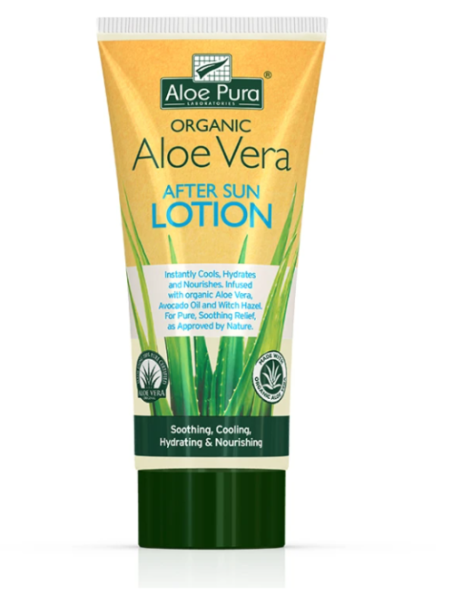 Aloe Vera After Sun Lotion 200ml
