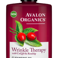 Wrinkle Therapy with CoQ10 & Rosehip Cleansing Oil 237ml