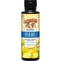 Omega Swirl Fish Oil Lemon Zest 227g