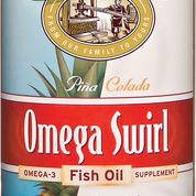 Omega Swirl Fish Oil Pina Colada 227ml