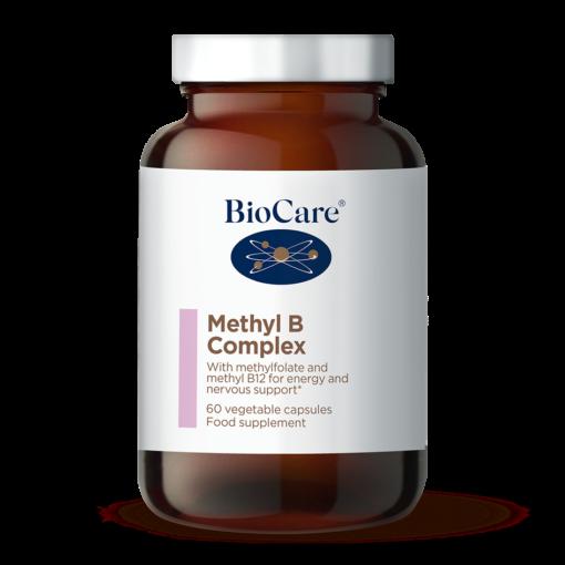 Methyl B Complex 60's
