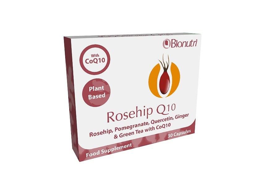 Rosehip Q10 30's