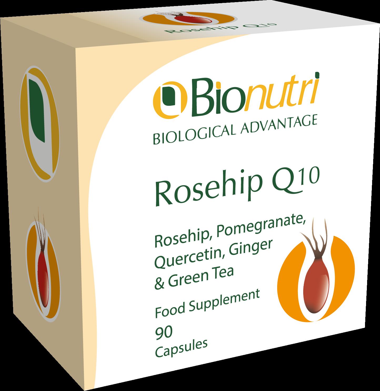Rosehip Q10 90's