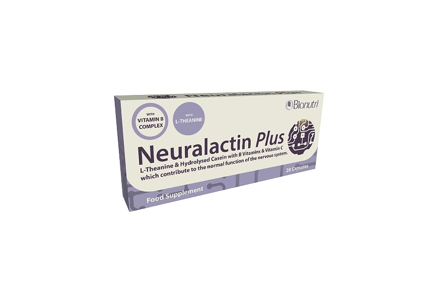 Neuralactin Plus 28's