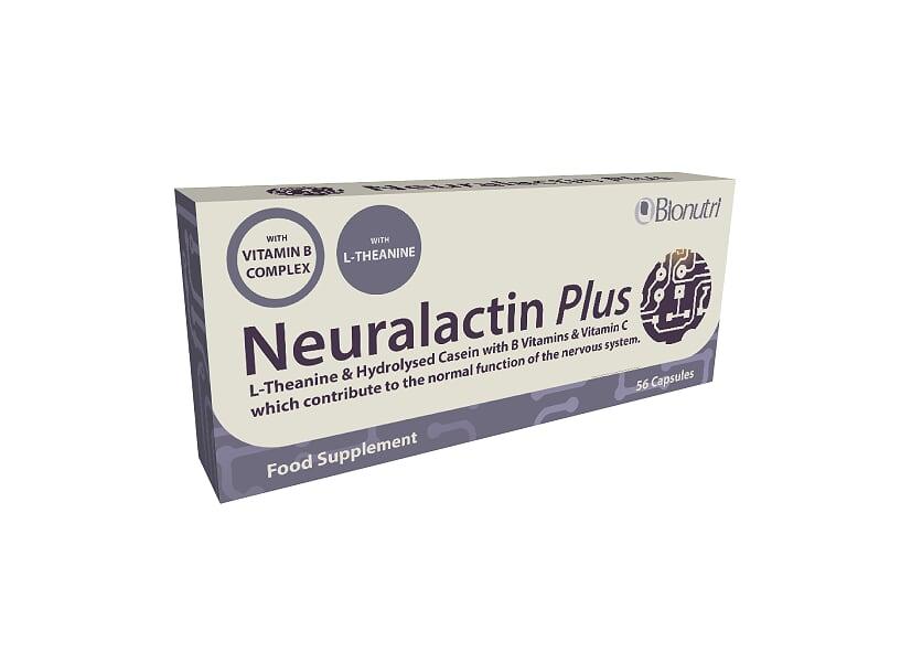 Neuralactin Plus 56's