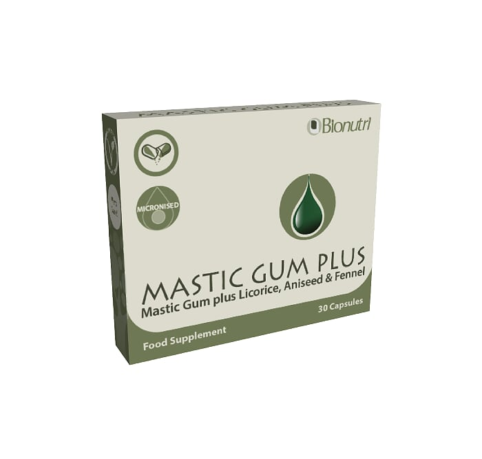Mastic Gum Plus (Micronised)  30's (Currently Unavailable)