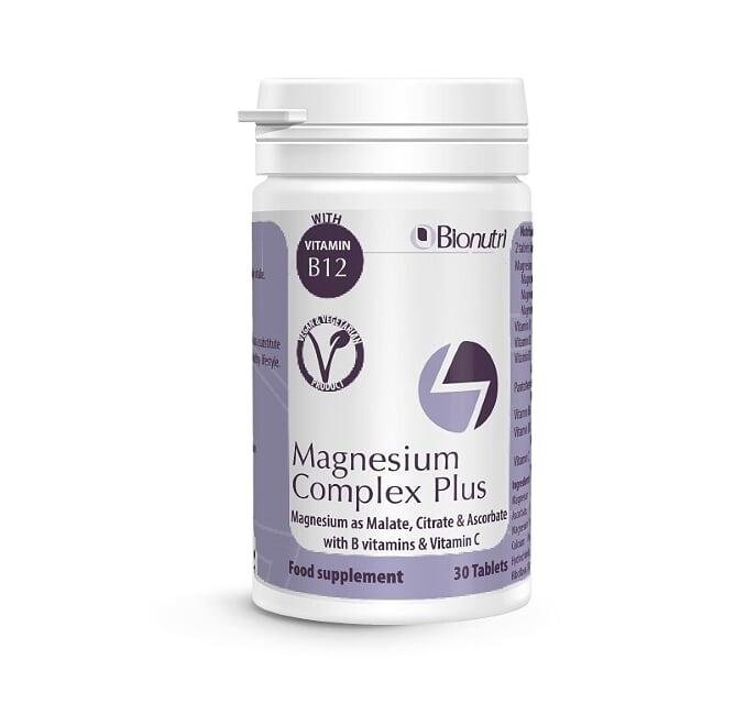 Magnesium Complex Plus 30's