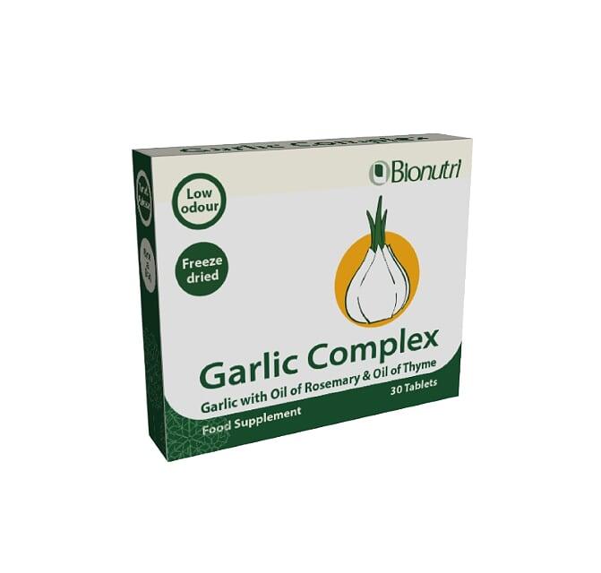Garlic Complex 30's