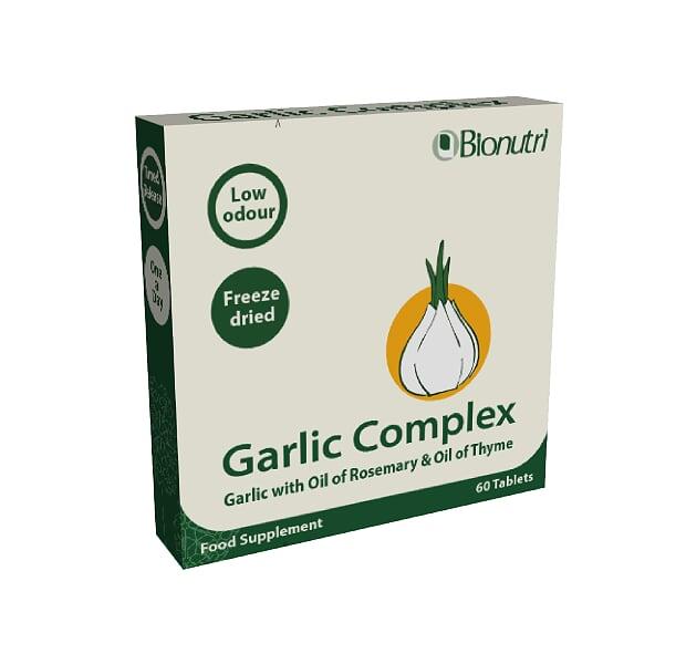 Garlic Complex 60's