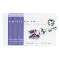 Calming & Moisturising Soap With Lavender, Aloe & Jojoba 150g