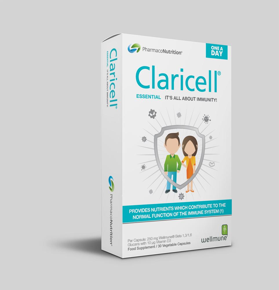 Claricell Essential 30's