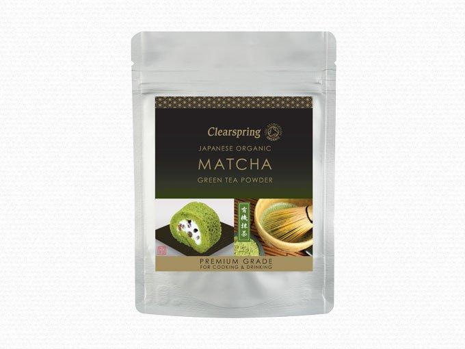 Japanese Organic Matcha Green Tea Powder 40g