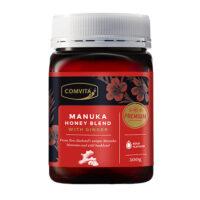 Manuka Honey Blend With Ginger 500g