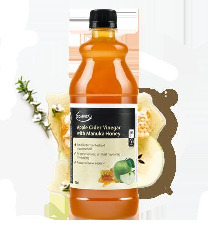 Apple Cider Vinegar with Manuka Honey 750ml