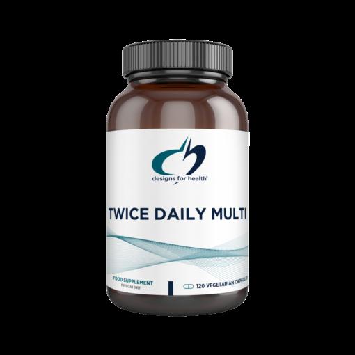 Twice Daily Multi 120's