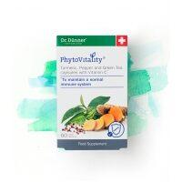 PhytoVitality Turmeric, Pepper, Green Tea with Vitamin C 60's