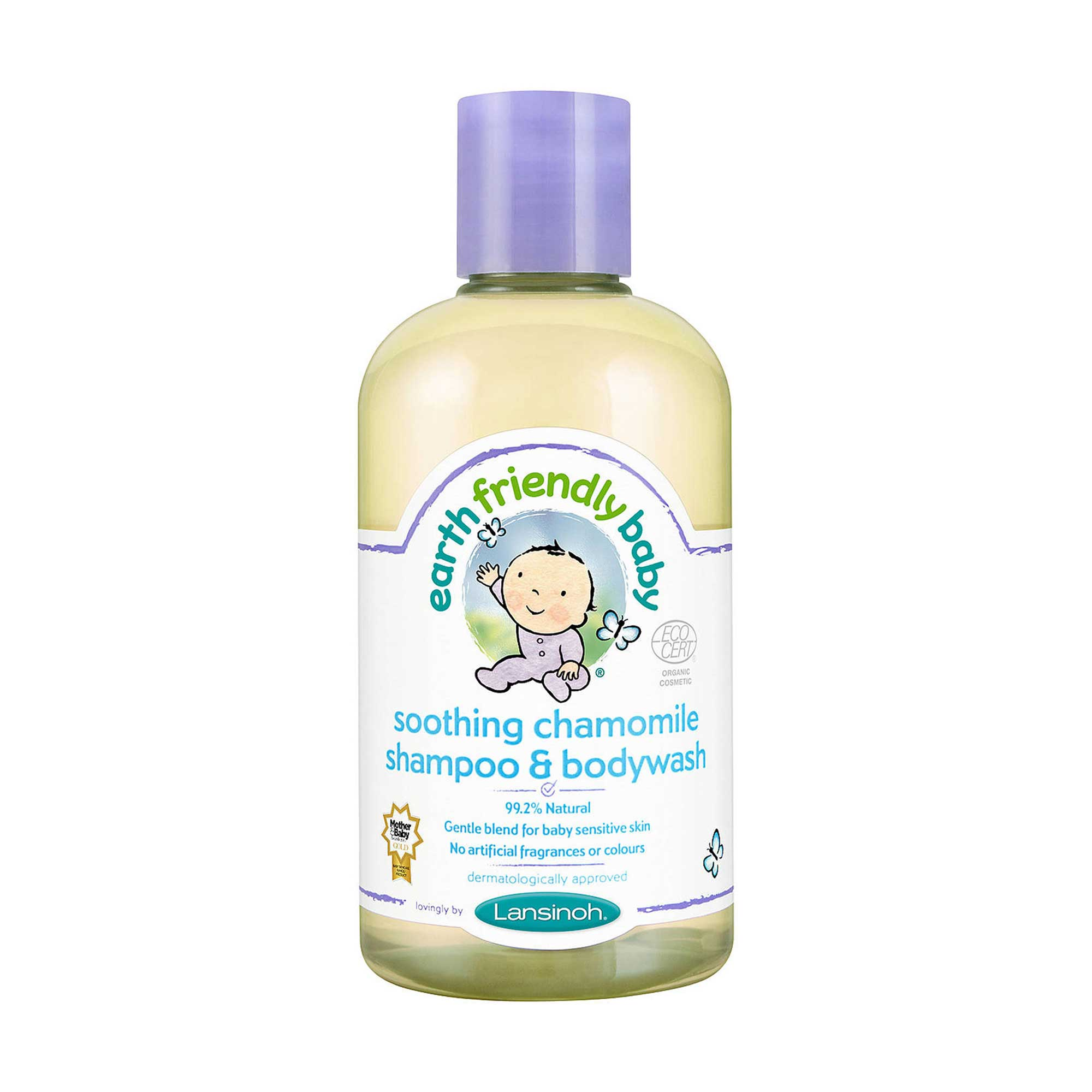 Soothing Chamomile Shampoo & Bodywash (Baby) 250ml