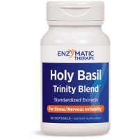 Holy Basil Trinity Blend 60's