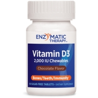 Vitamin D3 2000iu Chewables 90's