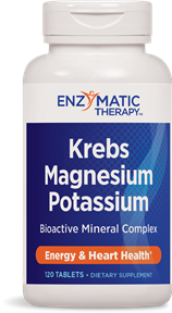 Krebs Magnesium Potassium 120's