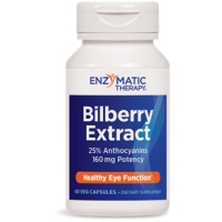 Bilberry Extract 60's